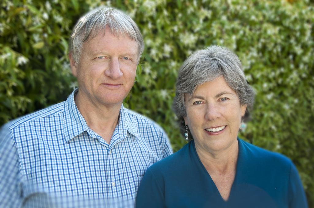 Ian and Cindy Rawlinson